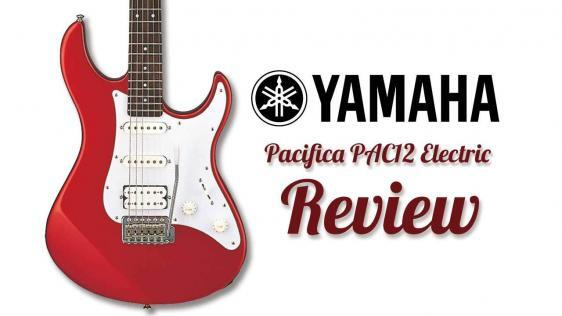 Yamaha Pacifica PAC12 Review