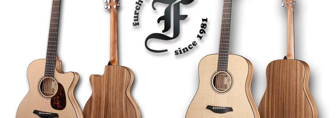 Furch Guitars Adds Zebrawood Models to Its Blue Series