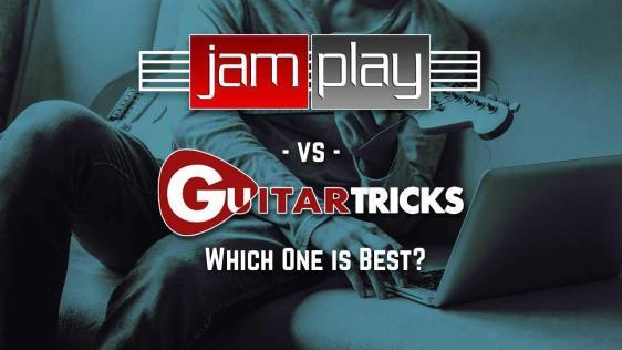 JamPlay vs Guitar Tricks