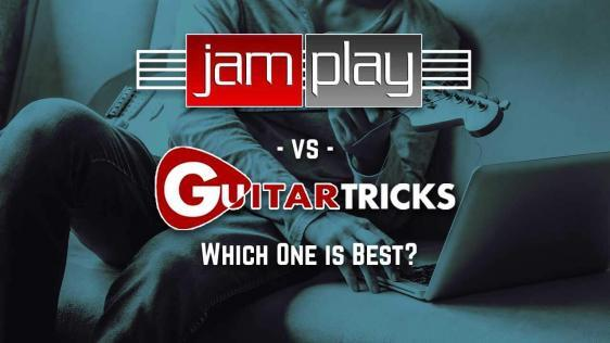 JamPlay vs Guitar Tricks