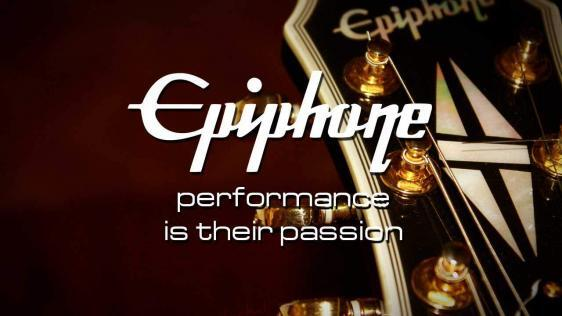 Getting to Know Epiphone Guitars