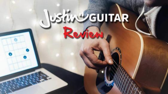 Justin Guitar Review