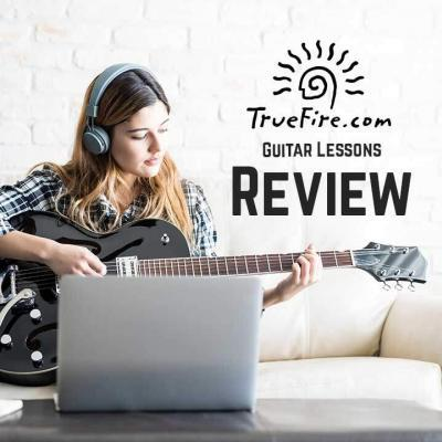 TrueFire Guitar Lessons Review