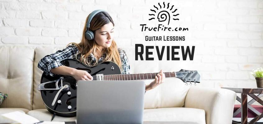 TrueFire Guitar Lessons Review