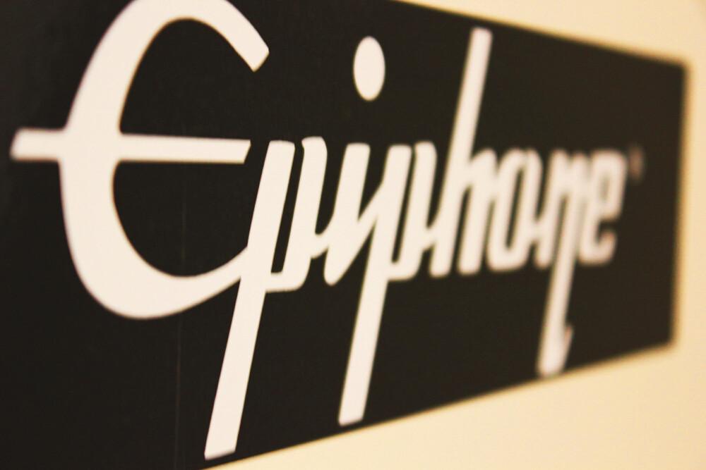 epiphone emblem