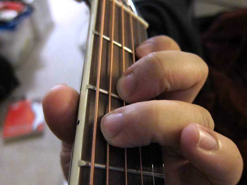How Long Does It Take to Get Good at Guitar-Build Finger Strength
