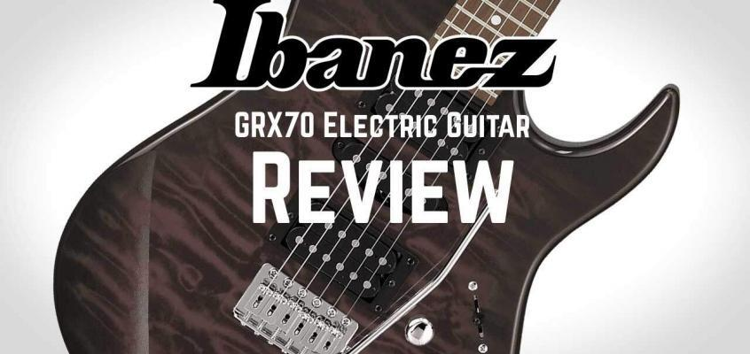 Ibanez GRX70 Electric Guitar Review