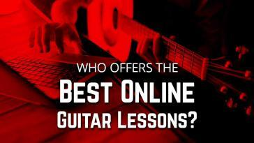 Who Offers The Best Online Guitar Lessons? - Guitar Niche