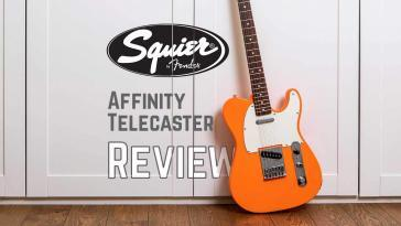 Squier Affinity Telecaster Review