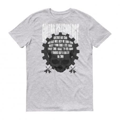 Guitar Psychology T-shirt
