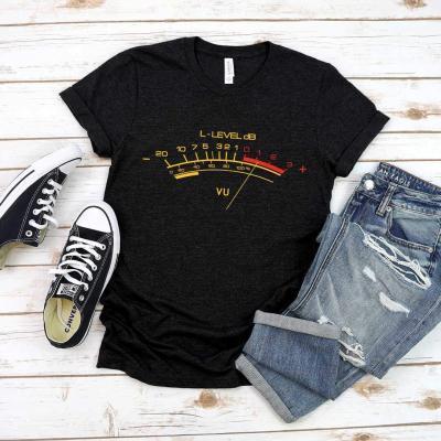 Classic Vu Meter Unisex T-shirt