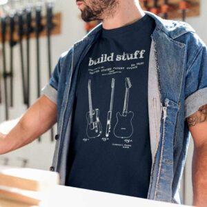 Fender Guitar Patent T-shirt