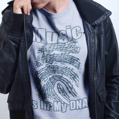 Music Is In My DNA Unisex T-shirt