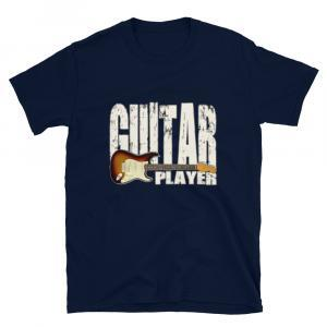 Stratocaster Guitar Player Unisex T-shirt
