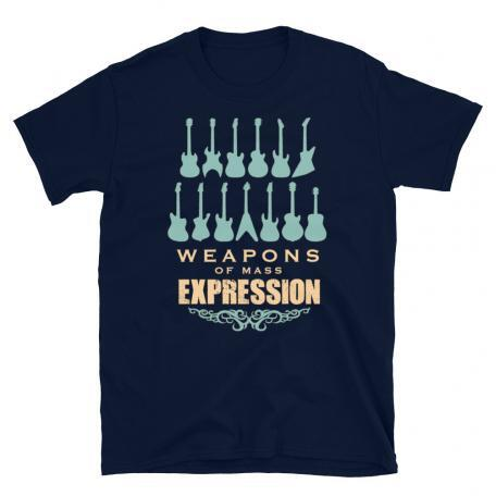 Weapons of Mass Expression - navy