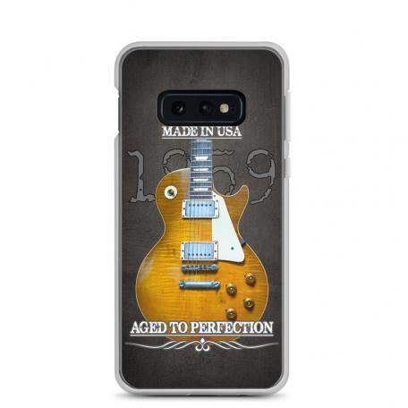Vintage Original 1959 Les Paul Guitar Samsung Case