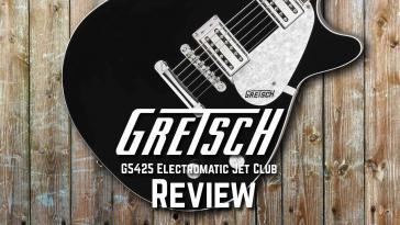 Gretsch G5425 Electromatic Jet Club Review