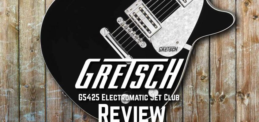 Gretsch G5425 Electromatic Jet Club Review