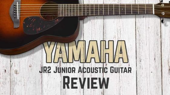 Yamaha JR2 Junior-Size Acoustic Guitar Review