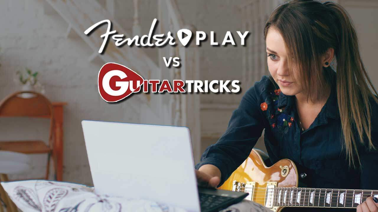Fender Play vs Guitar Tricks - Which Lesson Site is Better?