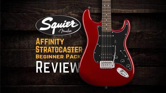 Squier Affinity Stratocaster Beginner Pack Review