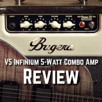 Bugera V5 Infinium Combo Amp Review
