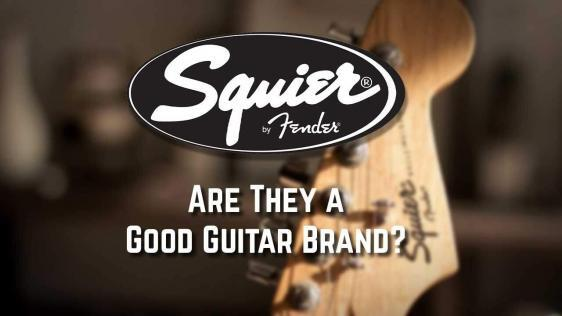 Getting to Know Squier Guitars