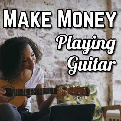Make Money Playing Guitar Virtually