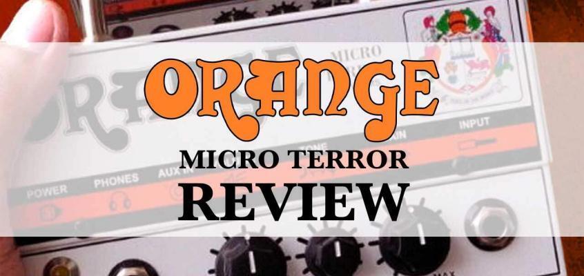 Orange Micro Terror Amp Head Review