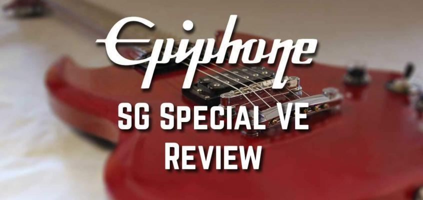 Epiphone SG Special VE Electric Review