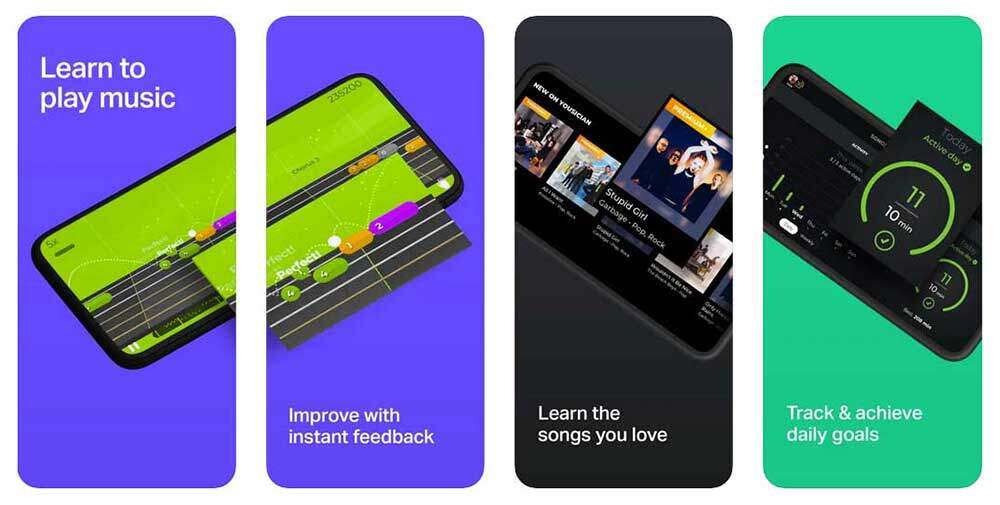 Yousician iphone app