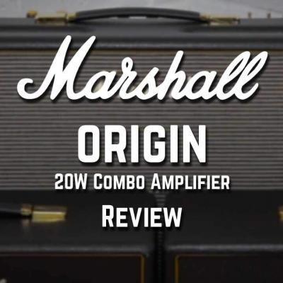 Marshall Origin 20-Watt Combo Guitar Amplifier Review