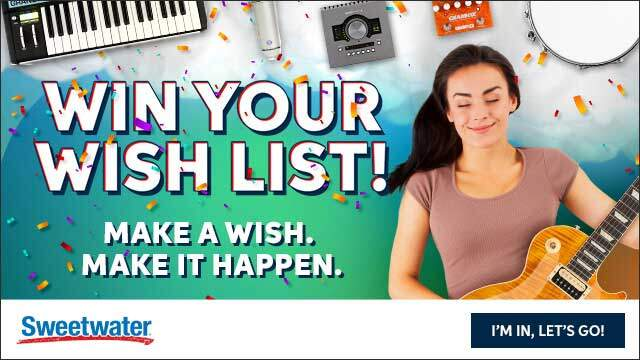 Sweetwater Wish List Giveaway